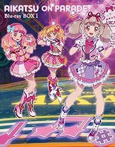 アイカツオンパレード!  Blu-ray BOX 1