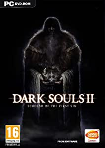 DARK SOULS II SCHOLAR OF THE FIRST SIN - PS4