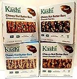 Kashi Chewy Nut Butter Bar カシスチュイナッツバターバーバラエティーセット [並行輸入品]