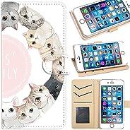 iitrust au SAMSUNG Galaxy Note 10+ SCV45 docomo SC-01M ケース 手帳型 スタンド機能 カードホルダ付き 猫シリーズ3 NOT10-Y02-CR3