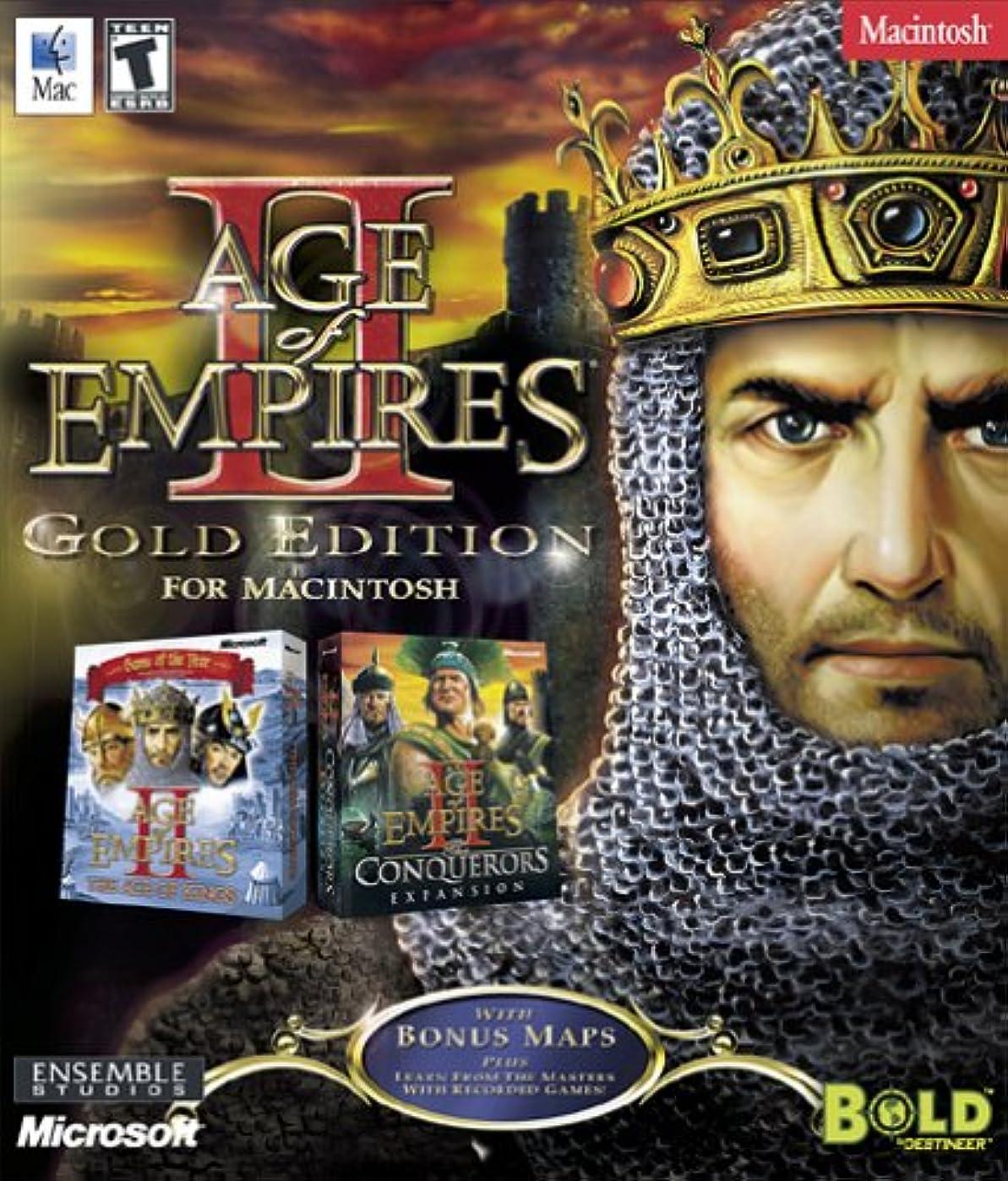 環境に優しい役員死すべきAge of Empires 2: Gold Edition (輸入版)