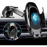 車載ホルダー 2020最新型携帯電話ホルダー 車載ワイヤレス充電器 自動開閉 対応 10W/7W /5W 急速充電 36…