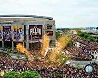 (28cm x 36cm ) - Cleveland Cavaliers 2016 NBA Finals Victory Parade Photo
