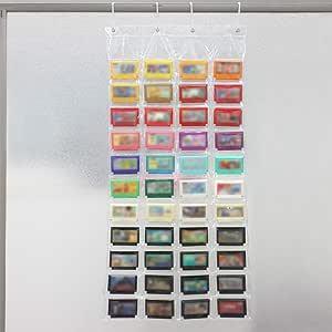 (FC/MDカセット用)カセット収納ポケット