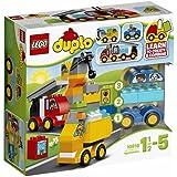 """レゴ (LEGO) デュプロ はじめてのデュプロ®""""くるまとトラック"""" 10816"""
