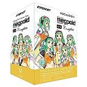 インターネット VOCALOID 4 SP Megpoid V4 Complete