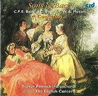 Concertos in E Wq 14 / G Wq 43 No 5 by BACH C.P.E. / BACH J.C. (2009-05-01)