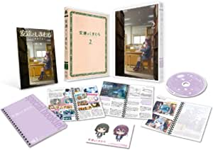 【Amazon.co.jp限定】安達としまむら Blu-ray 2(全巻購入特典:「描き下ろし全巻収納BOX」引換デジタルシリアルコード付)