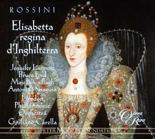 イングランドの女王エリザベッタ...