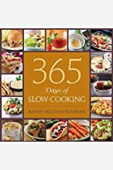 365 Days of Slow-Cooking Kindle Edition