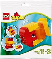 レゴ(LEGO)デュプロ おさかな ミニセット 30323