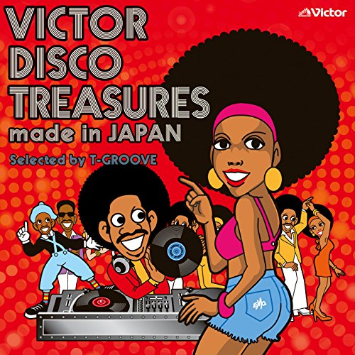 VICTOR DISCO TREASURES made in JAPAN selected by T-GROOVE