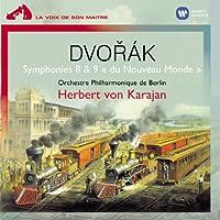 Symphonies N?8 Et N?9 'nouveau by Karajan (2008-01-13)