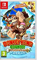 Donkey Kong Country: Tropical Freeze (Nintendo Switch) (輸入版)