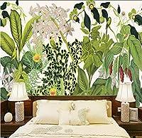 Lcymt ヨーロッパのレトロなテレビの背景の壁プロの制作壁画壁紙壁画ポスター写真の壁-200X140Cm