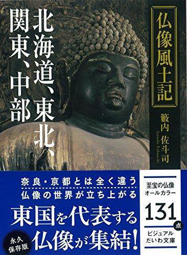 仏像風土記 ~北海道、東北、関東、中部 (ビジュアルだいわ文庫)