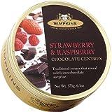 Simpkins Raspberry and Strawberry Chocolate Centres 175 g, 175 g