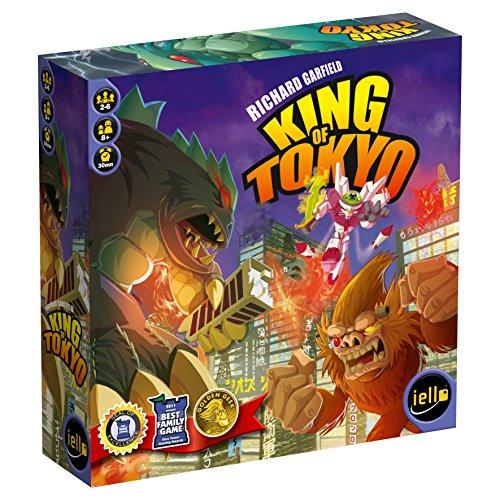 キング・オブ・トーキョー (King of Tokyo) ボードゲーム