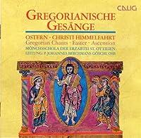Gregorian Chants Easter Ascension