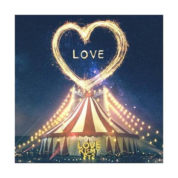 LOVE(通常盤)の商品画像