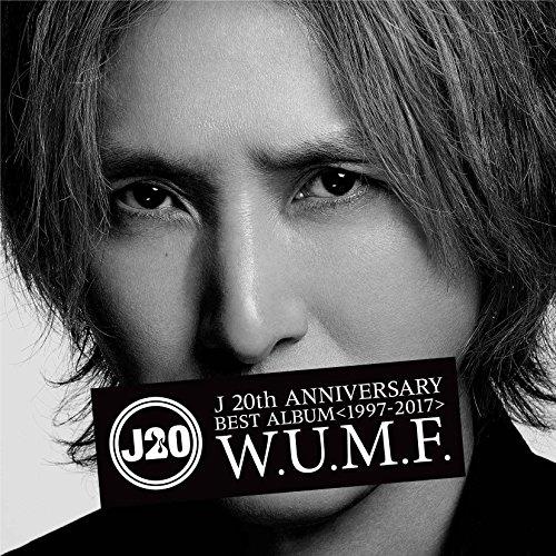 J 20th Anniversary BEST ALBUM <1997-2017> W.U.M.F.(2CD)
