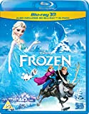 アナと雪の女王イギリス盤/Frozen[Blu-ray3D+Blu-ray][RegionFree][Import]