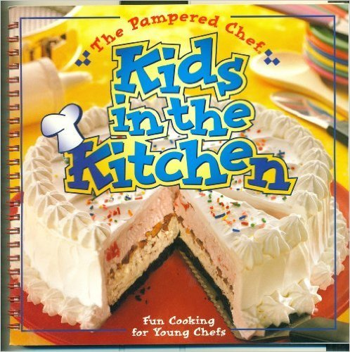 Download Kids in the kitchen: Fun cooking for young chefs B0006R5HXC