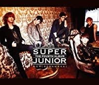 SUPER JUNIOR 第4集(DVD付)【ジャケットA】