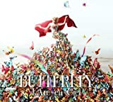 BUTTERFLY(完全生産限定盤)(DVD付) 画像