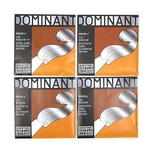 Dominant ドミナント 4/4バイオリン...の紹介画像4