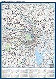 東京メトロネットワークカレンダー2019 [東京地下鉄路線図]