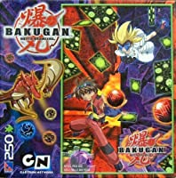 BAKUGAN BATTLE BRAWLERS 250 PC. PUZZLE