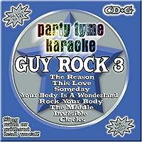 Party Tyme Karaoke: Guy Rock 3