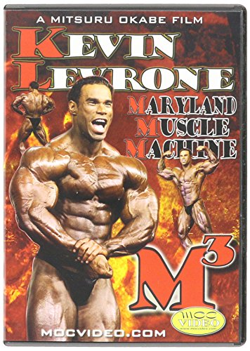 Kevin Levrone: Maryland Muscle Machine