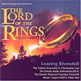 Leaving Rivendell