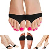 Copper Compression Metatarsal Pads for Women and Men. Guaranteed Highest Copper Foot Pads for Ball of Feet. Gel Ball of Foot