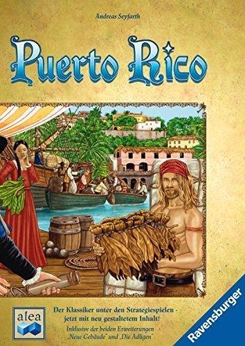 プエルトリコ(2014年新版) (Puerto Rico) ボードゲーム