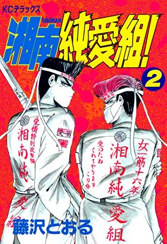 湘南純愛組!(2) (週刊少年マガジンコミックス)