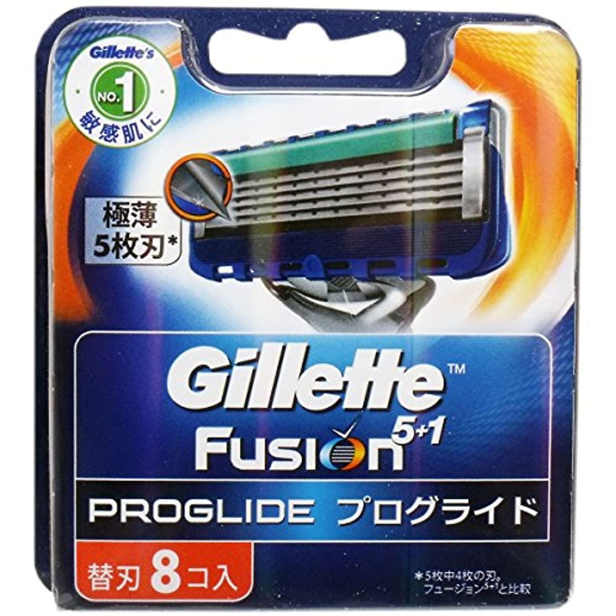 快い宝インク【2個セット】ジレット プログライド マニュアル 替刃(8入)
