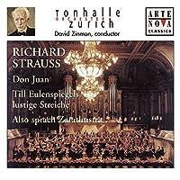 Strauss: Don Juan / Till Eulenspiegels lustige Streiche / Also sprach Zarathustra (2006-01-24)