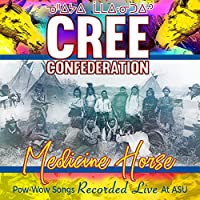 Medicine Horse - Pow-wow Songs Recorded Live At