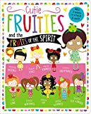 Cutie Fruities: Scratch'n'sniff and Glitter!
