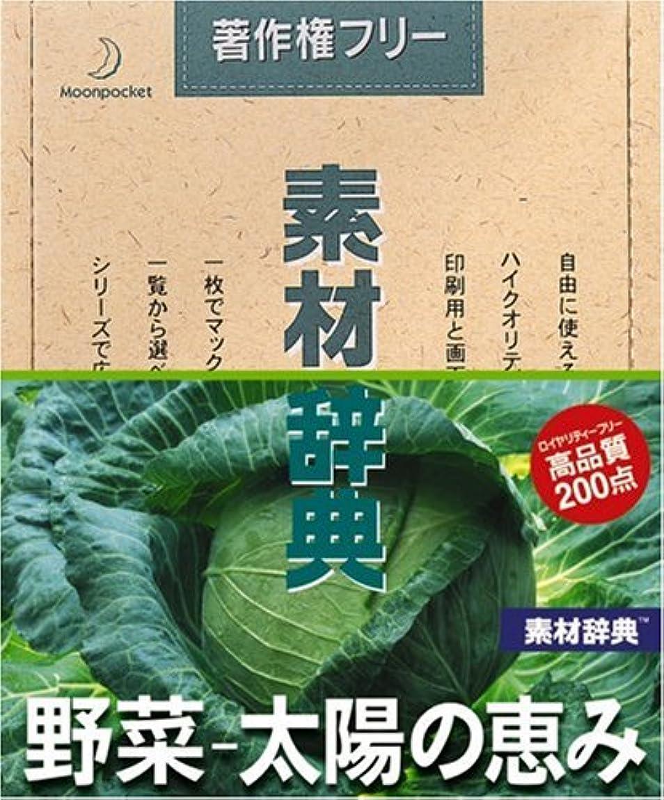 報酬実行する叙情的な素材辞典 Vol.135 野菜~太陽の恵み編