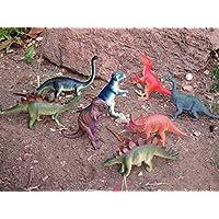 教育恐竜おもちゃ8パック – 6