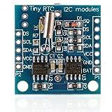 WINGONEER小型RTC I2C DS1307 AT24C32リアルタイムクロックモジュール、Arduino AVR PIC 51 ARM用