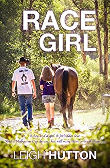 Race Girl (The Go Girls Chronicles Book 3) by [Hutton, Leigh]