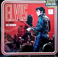 Elvis Wall Calendar 2013 W Free Elvis Widget & Elvis Wallpaper for Your Computer [並行輸入品]