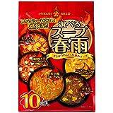 ひかり味噌 選べるスープ春雨スパイシーHOT  10食2152個
