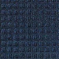 Waterhog MAT152NY Mat, 3' x 4', Medium, Navy [並行輸入品]