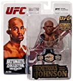 Round 5 UFC Ultimate Collector Series 13.5 CHAMPIONSHIP & LIMITED EDITION Action Figure Demetrious Johnson by UFC [並行輸入品]
